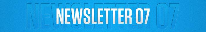 Newsletter #07