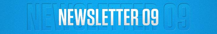 Newsletter #09